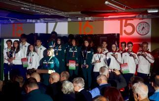 Medaliści Finału Ligi Europejskiej