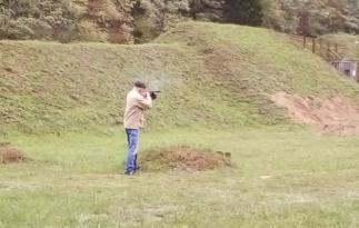 Strzelanie z pepeszy