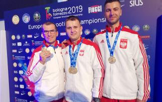 Tomasz Bartnik, Marcin Majka, Daniel Romańczyk