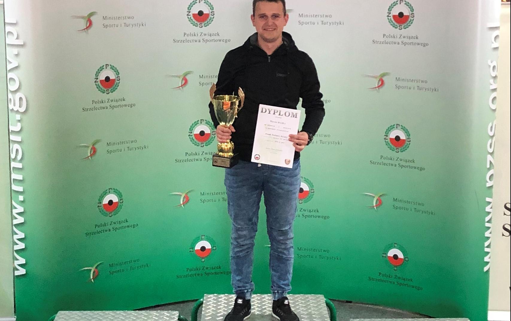 Marcin Majka - zawodnik roku 2019