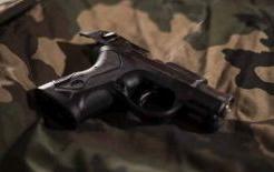 pistolot obuchowo