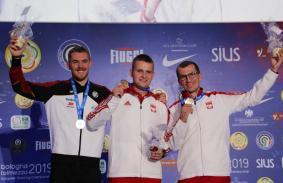 Maximilian Dallinger, Marcin Majka, Tomasz Bartnik