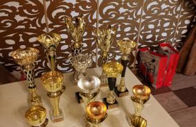 Puchary i nagrody na zakończenie sezonu