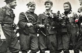 plakat zawodów żołnierze wyklęci