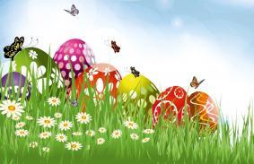 Zdrowych spokojnych Świat Wielkanocnych