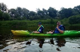 Zaproszenie na spływ kajakowy Bugiem- ostatnią dziką rzeką europy.