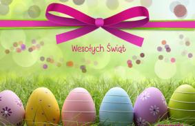 Zdrowych , spokojnych Świąt Wielkanocnych  !!!