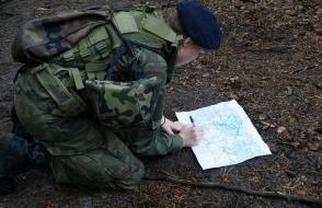 Zajęcia praktyczne z mapą