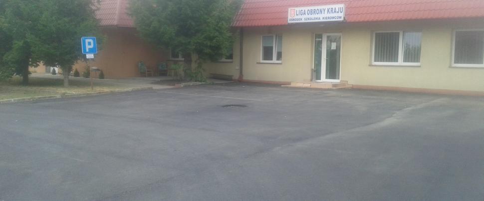 Ośrodek Szkolenia Kierowców w Łęczycy