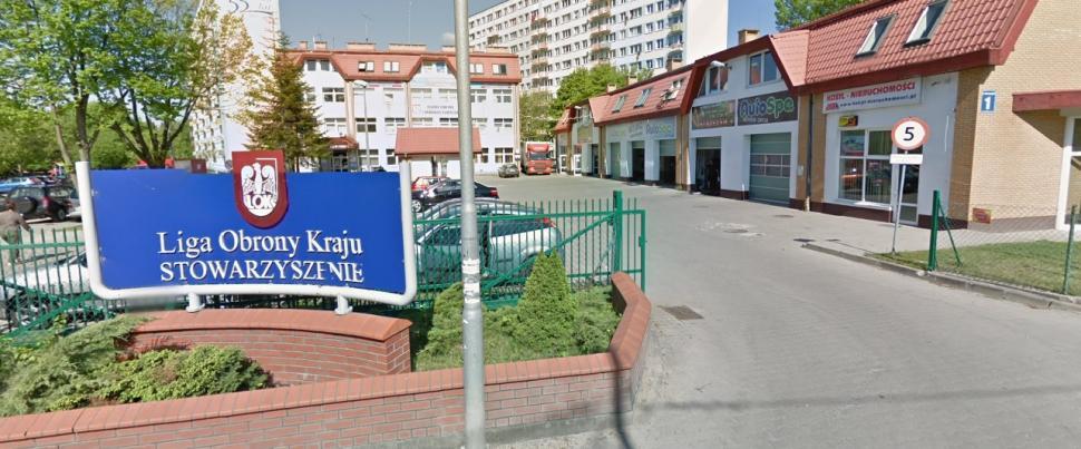 Ośrodek Szkolenia Zawodowego Kierowców LOK w Olsztynie