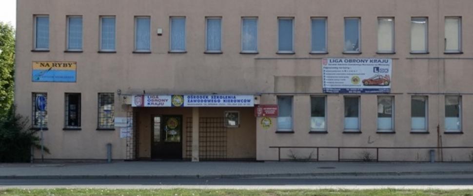 Liga Obrony Kraju Ośrodek Szkolenia Zawodowego Kierowców