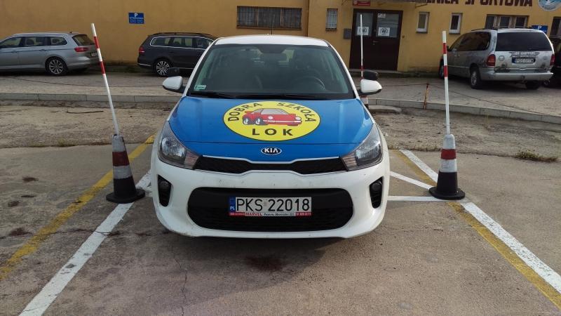 Samochód OSK Kościan