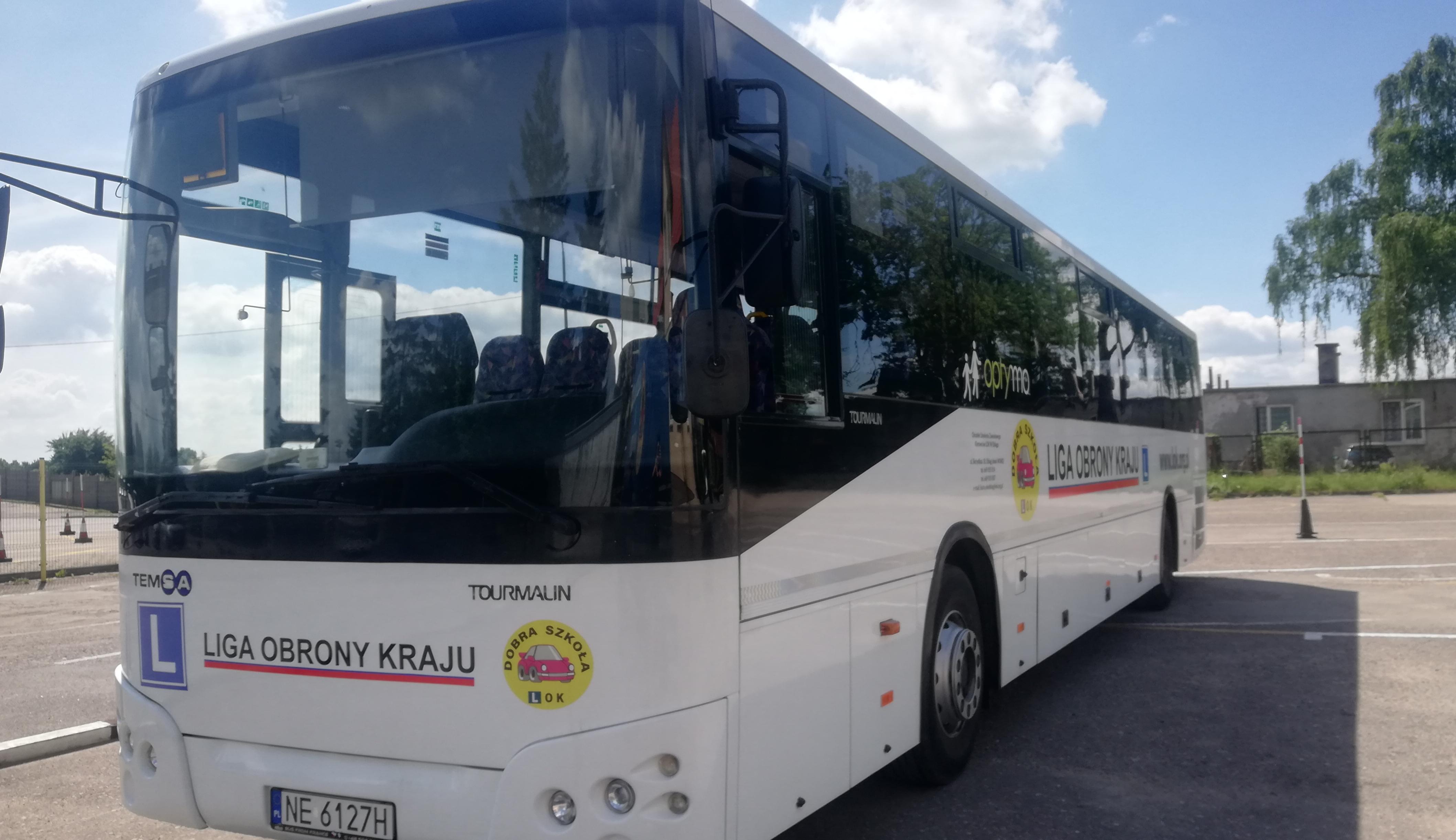 autobus TEMSA